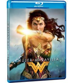 MUJER MARAVILLA - Blu-ray