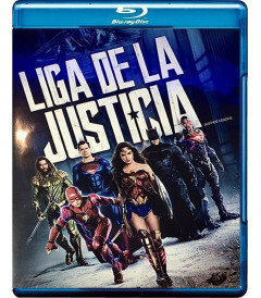 LIGA DE LA JUSTICIA - Blu ray