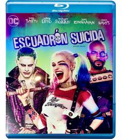 ESCUADRÓN SUICIDA - Blu-ray