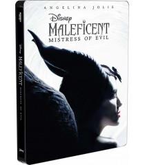 MALÉFICA (DUEÑA DEL MAL) - STEELBOOK (BD + DVD) *