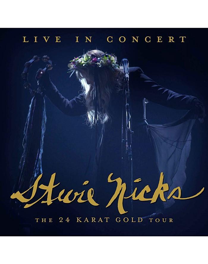 STEVIE NICKS - LIVE IN CONCERT - THE 24 KARAT GOLD TOUR