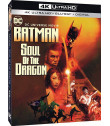 4K UHD - BATMAN SOUL OF THE DRAGON