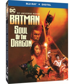 BATMAN SOUL OF THE DRAGON