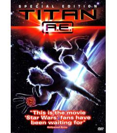 DVD - TITAN - USADA