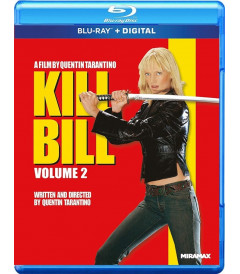 KILL BILL VOL.2 - Blu-ray