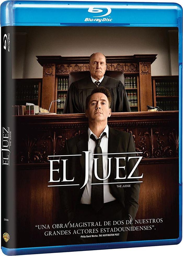EL JUEZ - Blu-ray