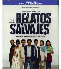 RELATOS SALVAJES