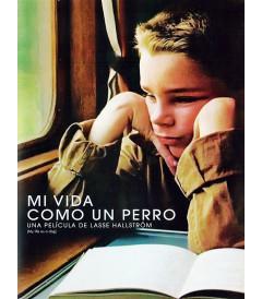 DVD - MI VIDA COMO UN PERRO