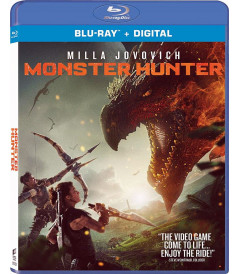 MONSTER HUNTER - PRE VENTA