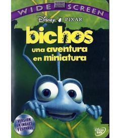 BICHOS (UNA AVENTURA EN MINIATURA) - USADA