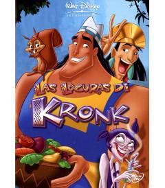 DVD - LAS LOCURAS DE KRONK