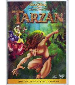 DVD - TARZÁN (EDICIÓN ESPECIAL 2 DISCOS) - USADA