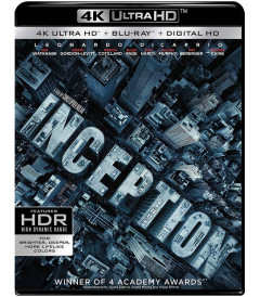 4K UHD - EL ORIGEN (INCEPTION) - USADA