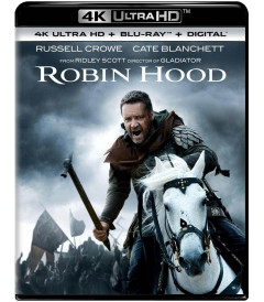 4K UHD - ROBIN HOOD (NOTTINGHAM) - USADA