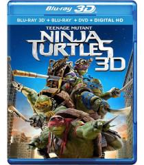 3D - TORTUGAS NINJA (2014) - USADA