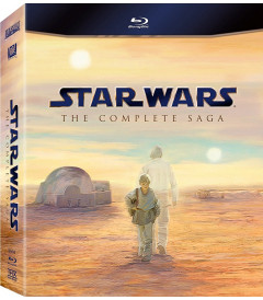 STAR WARS (SAGA COMPLETA) - Blu-ray
