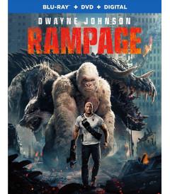 RAMPAGE (DEVASTACIÓN) - Blu ray