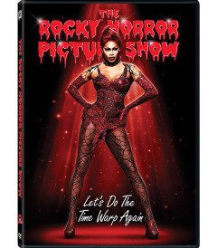 DVD - THE ROCKY HORROR PICTURE SHOW (LET'S DO THE TIME WARP AGAIN)