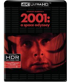 4K UHD - 2001 (ODISEA AL ESPACIO) (EDICIÓN 50° ANIVERSARIO)