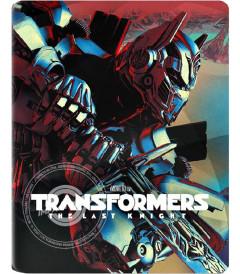 4K UHD - TRANSFORMERS 5 (EL ÚLTIMO CABALLERO) (EDICIÓN STEELBOOK EXCLUSIVA BEST BUY) - USADA
