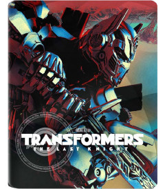 TRANSFORMERS 5 (EL ÚLTIMO CABALLERO) (EDICIÓN STEELBOOK EXCLUSIVA BEST BUY) - USADA