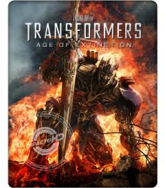 TRANSFORMERS (LA ERA DE LA EXTINCIÓN) (EDICIÓN STEELBOOK EXCLUSIVA BEST BUY) - USADA
