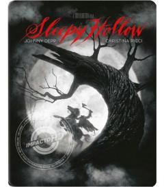 SLEEPY HOLLOW (EL JINETE SIN CABEZA) (EDICIÓN STEELBOOK) - USADA
