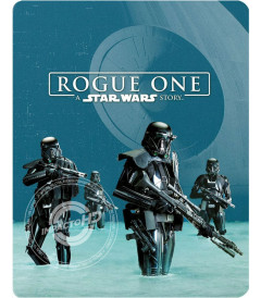 3D - ROGUE ONE (STAR WARS) (EDICIÓN STEELBOOK EXCLUSIVA BEST BUY) - USADA
