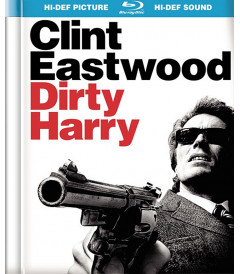 DIRTY HARRY (DIGIBOOK) - USADA Blu-ray