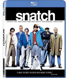 DVD - SNATCH (CERDOS Y DIAMANTES) - USADA