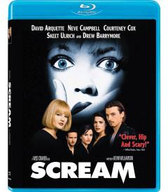 SCREAM - USADA Blu-ray