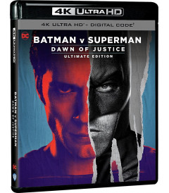 4K UHD - BATMAN V SUPERMAN (VERSION REMASTERIZADA ESCENAS IMAX) - PRE VENTA