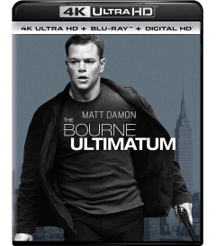 UHD 4K - BOURNE ULTIMATUM - USADA