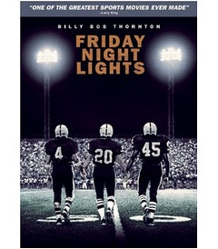 DVD - FRIDAY NIGHT LIGHTS - USADA