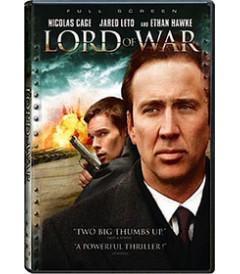 DVD - EL SEnOR DE LA GUERRA - USADA