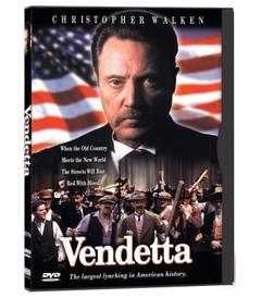 DVD - VENDETTA - USADA