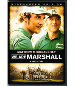 DVD - SOMOS MARSHALL - USADA