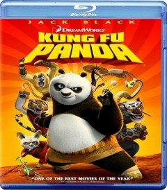KUNG FU PANDA - USADA Blu-ray