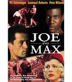 DVD - JOE Y MAX - USADA