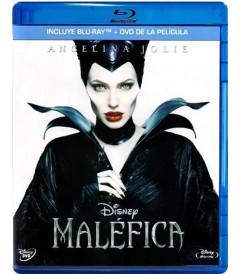 MALÉFICA - Blu-ray + DVD