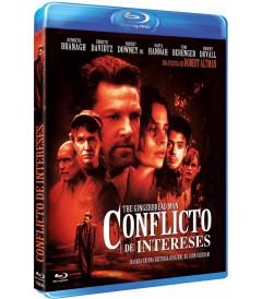 CONFLICTO DE INTERES - Blu-ray