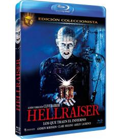 HELLRAISER edicion especial