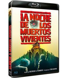 LA NOCHE DE LOS MUERTOS VIVIENTES 1990 - Blu-ray