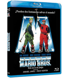 SUPER MARIO BROS BD-R
