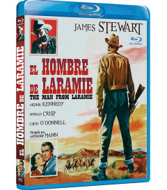 EL HOMBRE DE LARAMIE BD-R