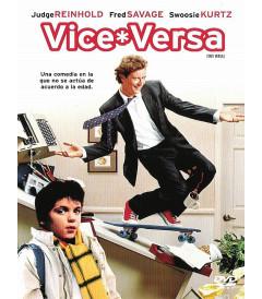 DVD - VICE VERSA - USADA