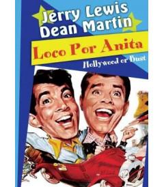 DVD - LOCO POR ANITA - USADA