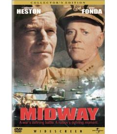 DVD - LA BATALLA DE MIDWAY - USADA