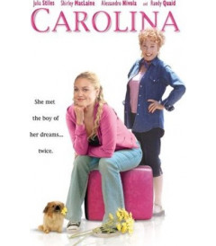 DVD - CAROLINA - USADA