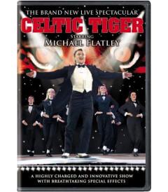DVD - MICHAEL FLATLEY TIGRE CELTA - USADA